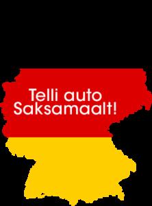 Telli auto Saksamaalt
